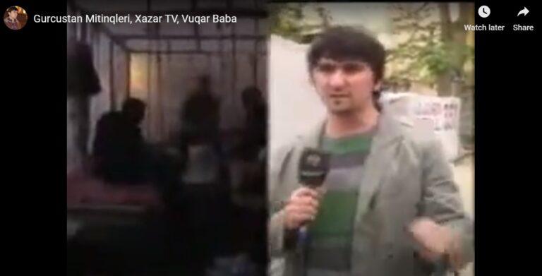 Saakaşvili hakimiyyətinə qarşı Tiflis aksiyası – Xəzər TV