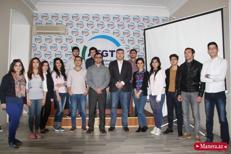 """ATGTİ """"Media və PR"""" təlimi təşkil edir"""