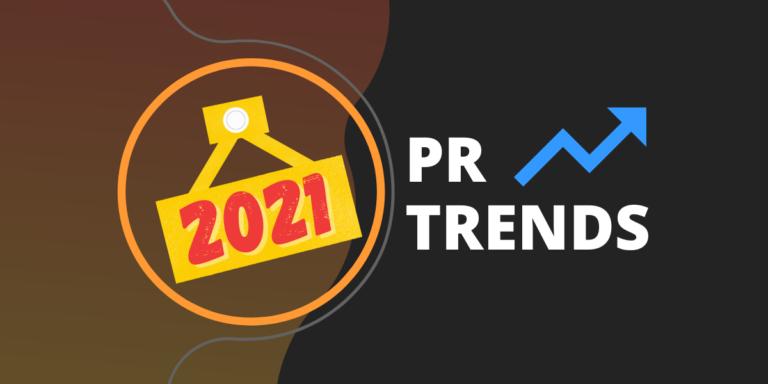 2021-ci ilin 21 PR trendi